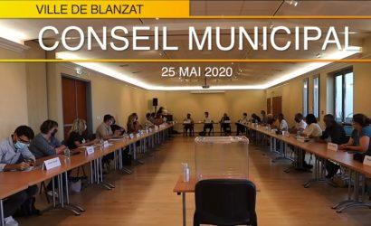 Installation du nouveau Conseil Municipal 2020/2026