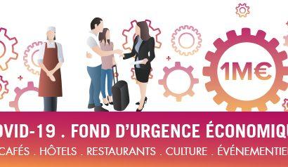 COVID 19 FOND D'URGENCE ECONOMIQUE