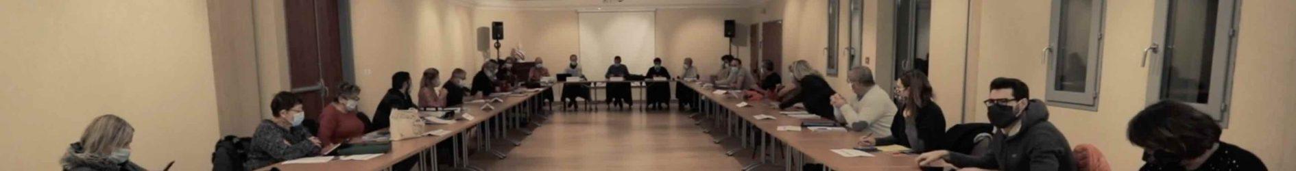 Vidéo du conseil municipal du 7 décembre 2020