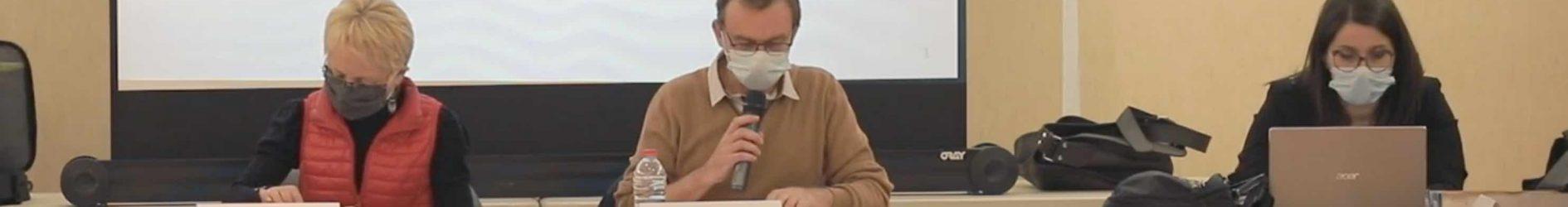 Vidéo du conseil municipal du 22 MARS 2021