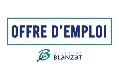 Offre(s) d'emploi